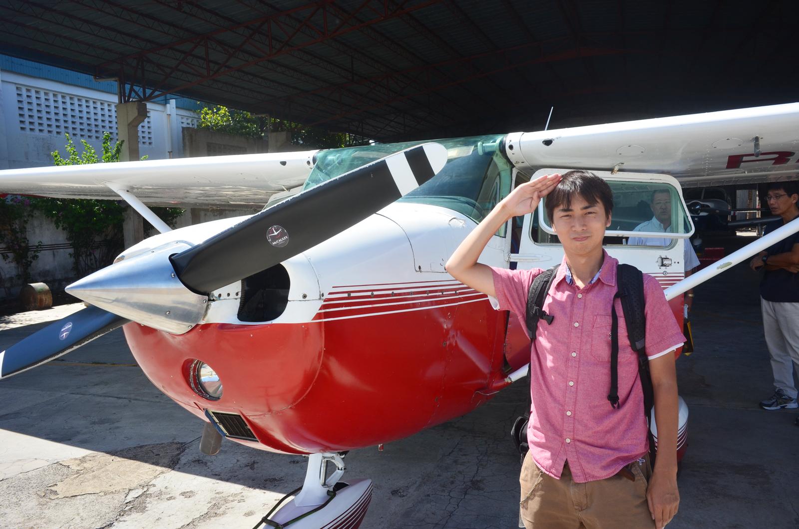 セスナ機に乗って注目の隠れリゾート「バンタヤン島」に行ってきた