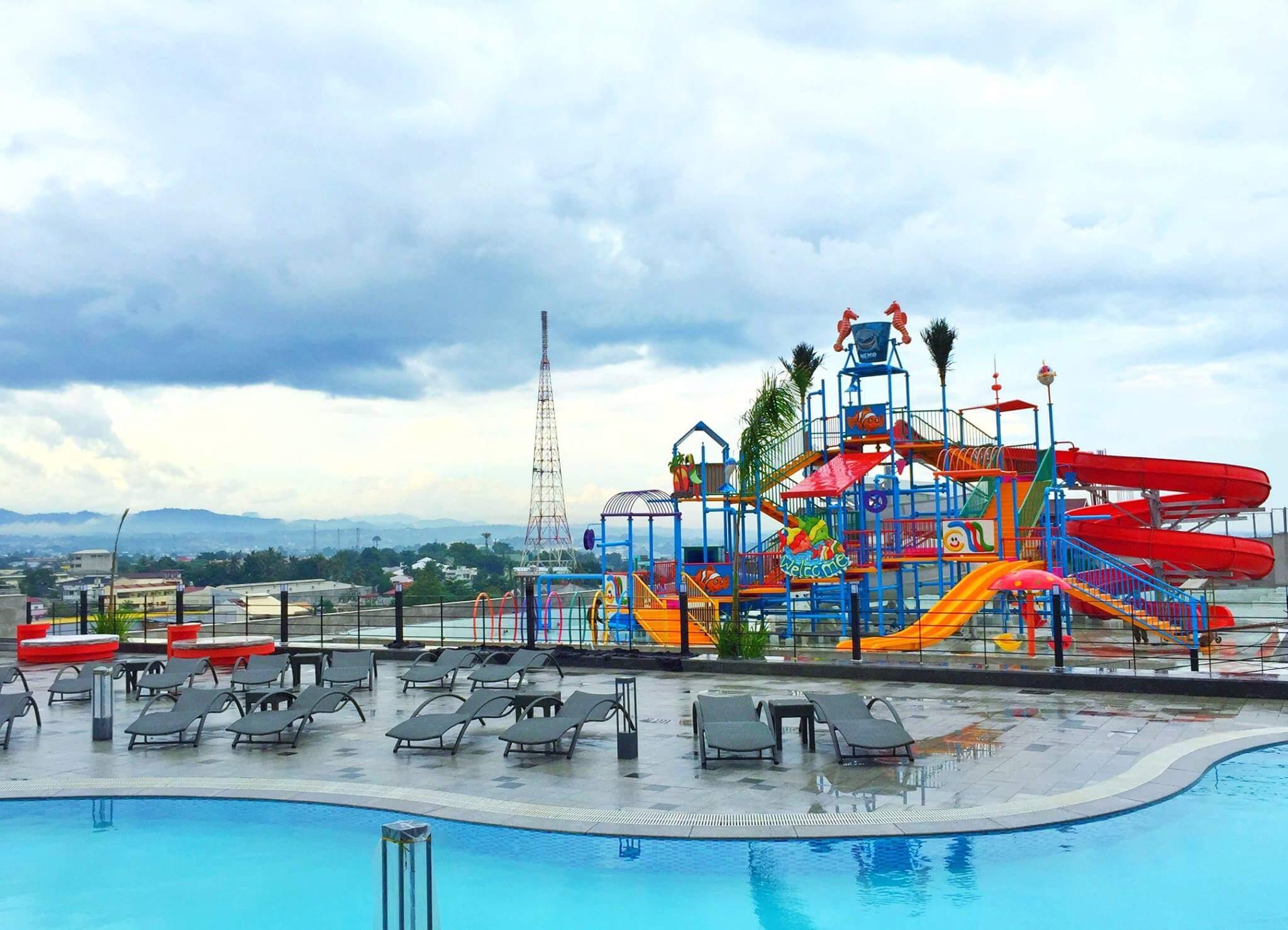 セブ最新プール「スカイウォーターパーク・セブ(SkyWaterpark Cebu)に行ってきた