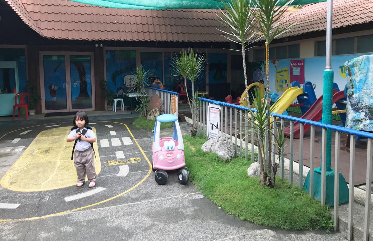 フィリピン、セブ島の幼稚園事情。え?2時間しか授業ないの?