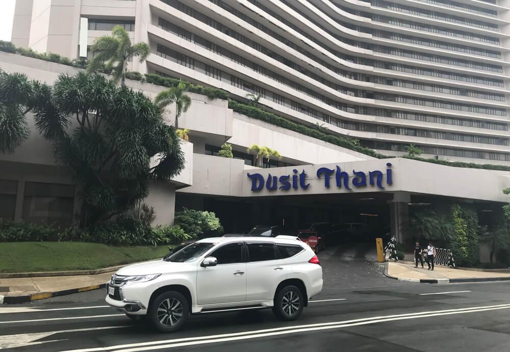 デュシタニ マニラ(Dusit Thani)でクラブラウンジの旅
