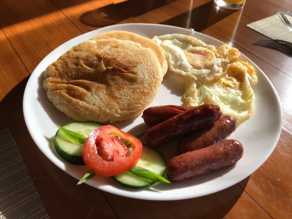 朝食の種類