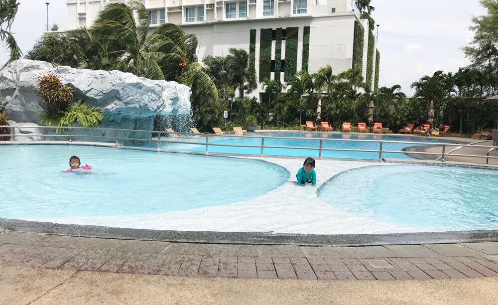子供プール