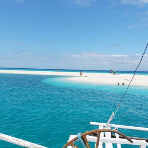 フィリピンで1番綺麗な島【カランガマン島】