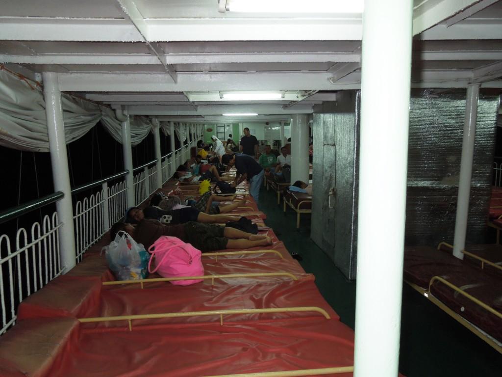 船 フィリピン