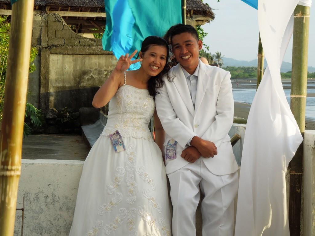 フィリピン結婚式