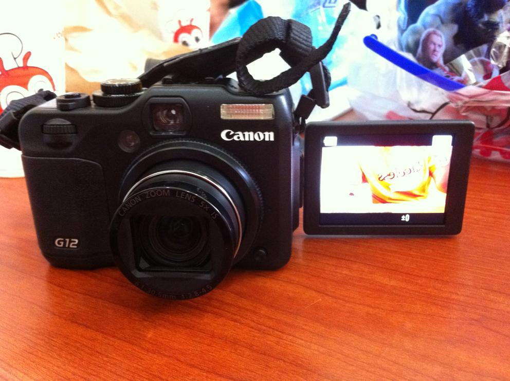 自撮カメラ