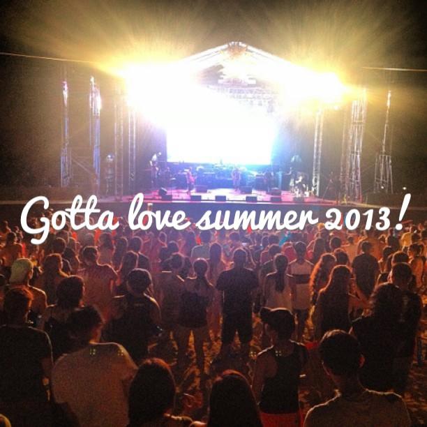 セブのビーチナイトパーティー「Summer Sunscream」に行ってまいりました。