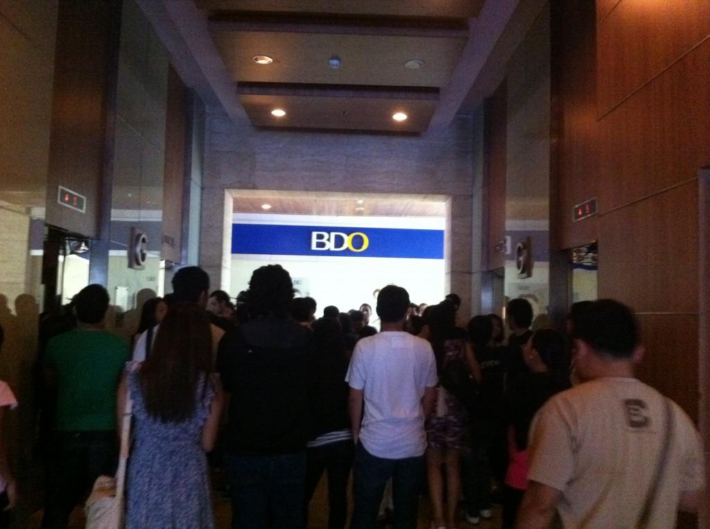 フィリピンのエレベーター