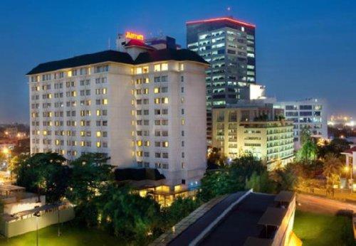 マリオットホテル セブ