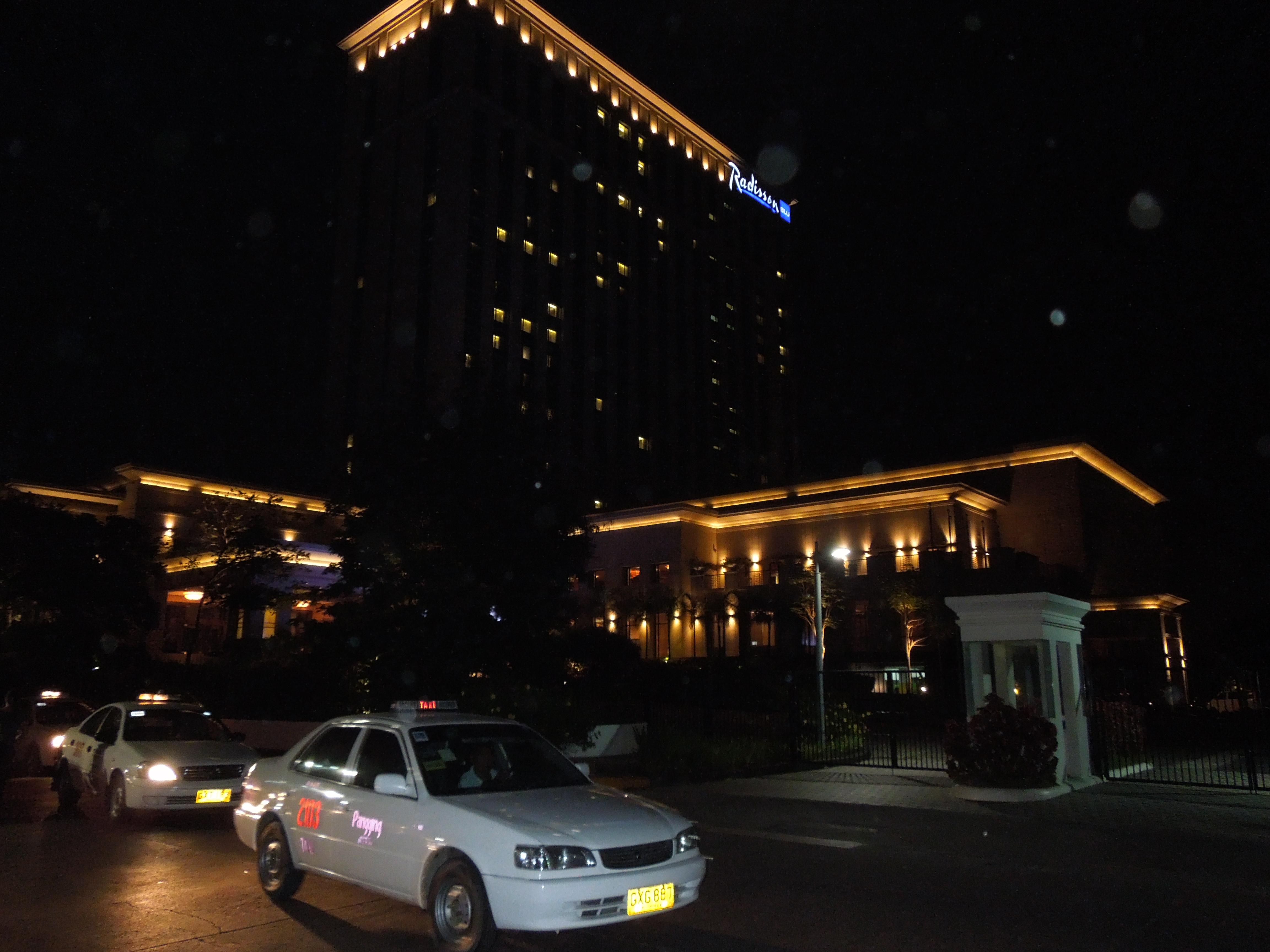 Radisson Blu Hotel(ラディソンブル)でブッフェを食べよう