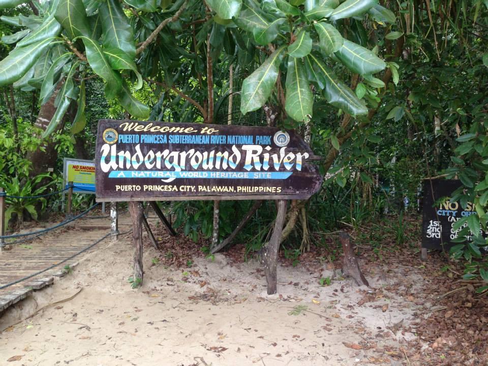 パラワン旅行記3〜アンダーグラウンドリバーと年越し
