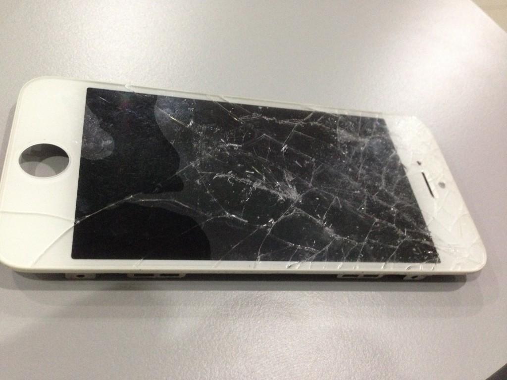 セブ iphone修理