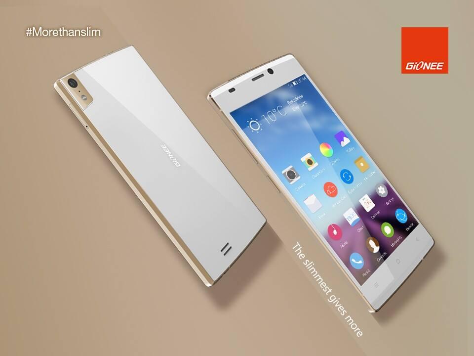 今後期待のモバイルデバイスメーカー「GiONEE ジオニー」