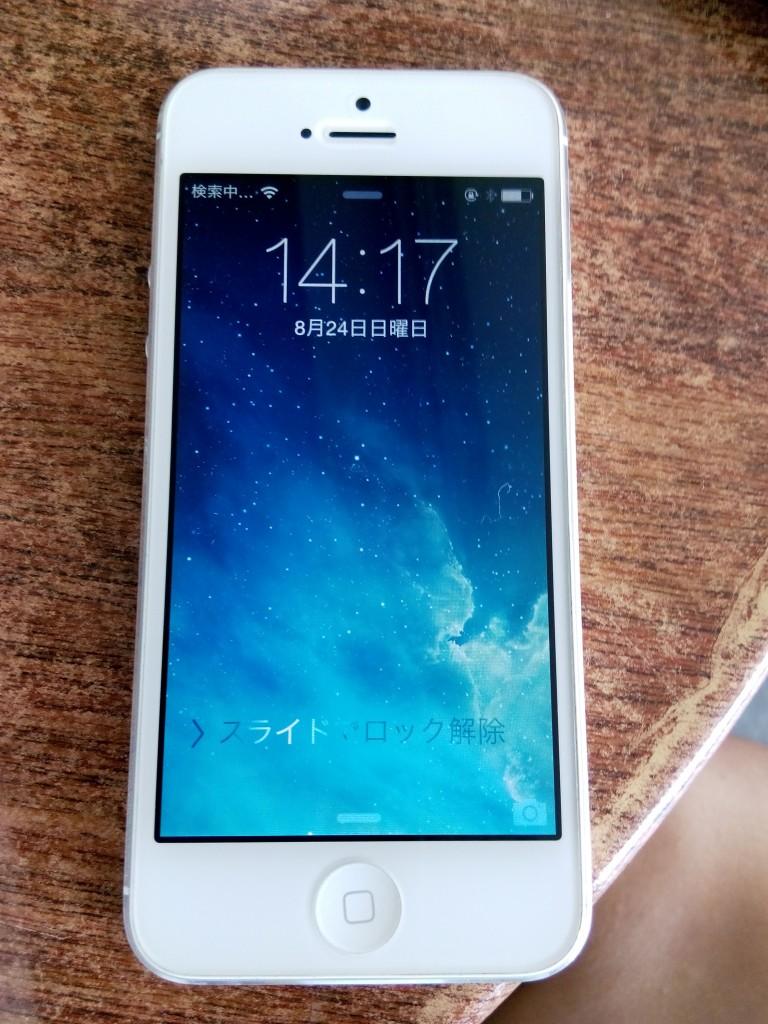 iphone セブ