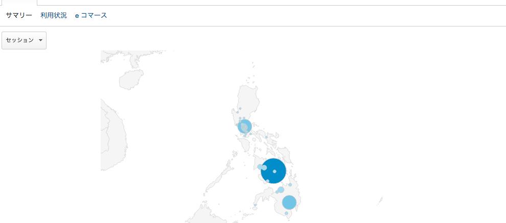 フィリピン人向けWEBサイトを試しにいくつか運営してみて気がついたこと。
