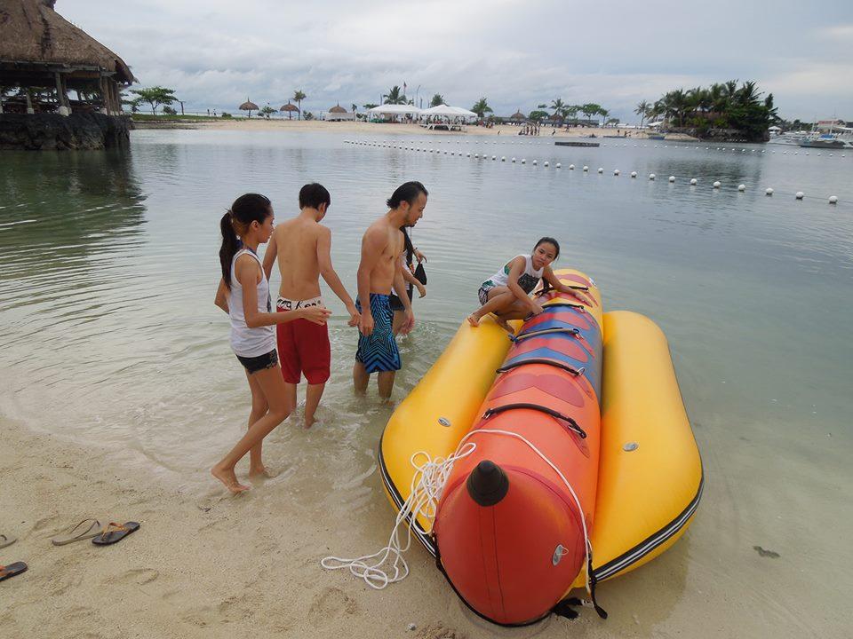 セブ バナナボート