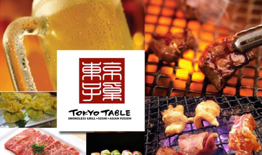 東京テーブル