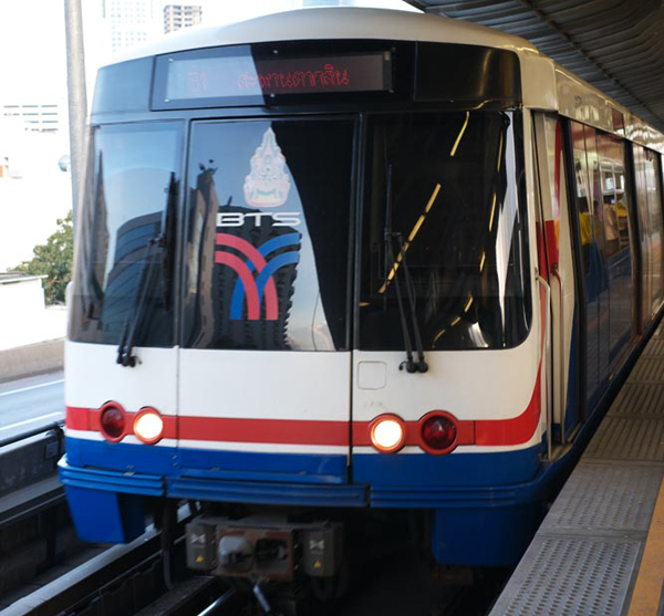 タイ 電車