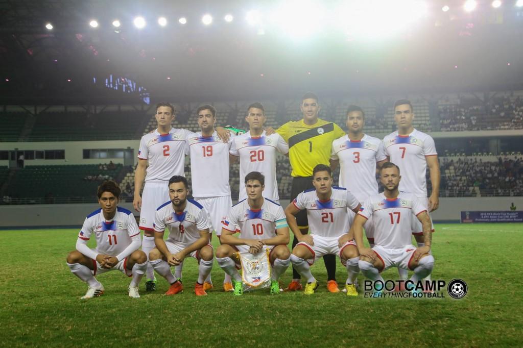 サッカーフィリピン代表