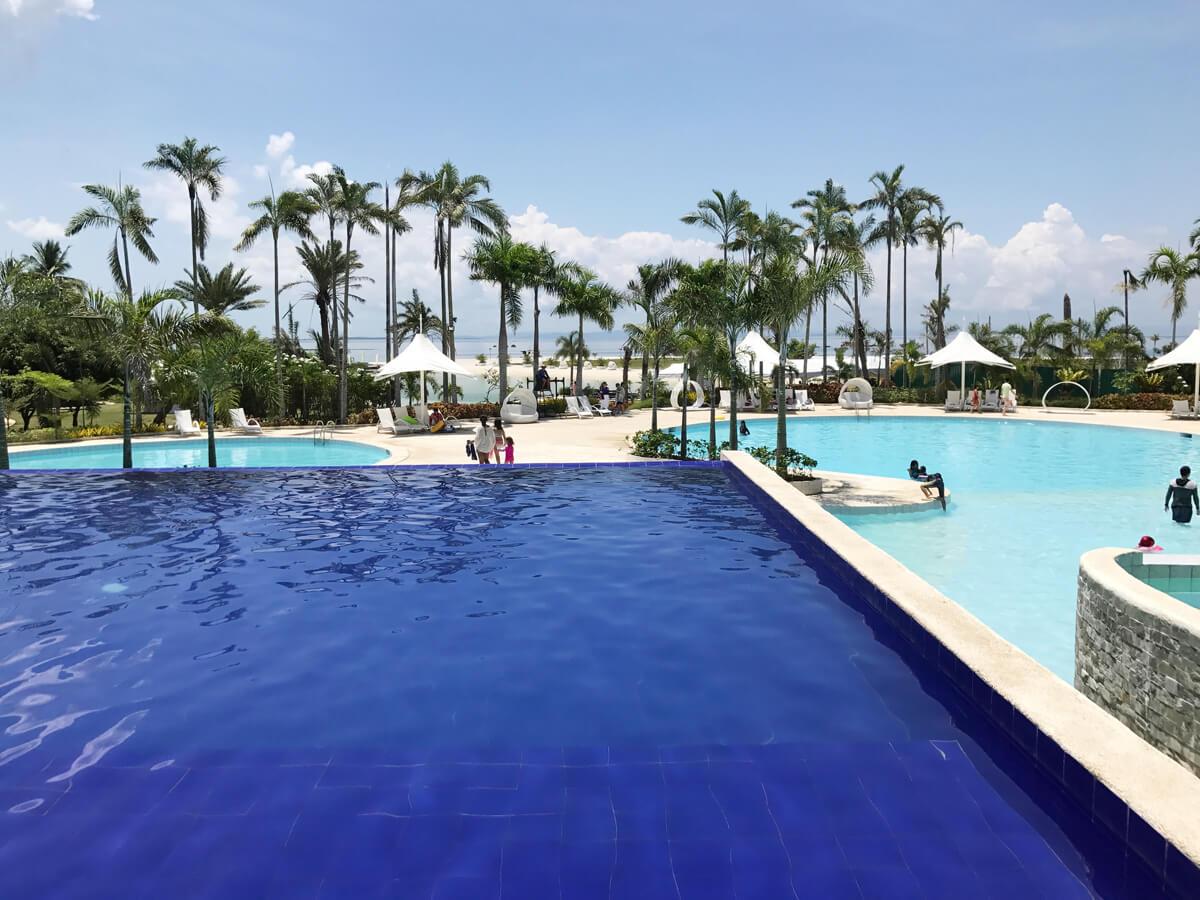 セブでプールが充実したホテルなら「ソレア マクタン リゾート」で決まり!