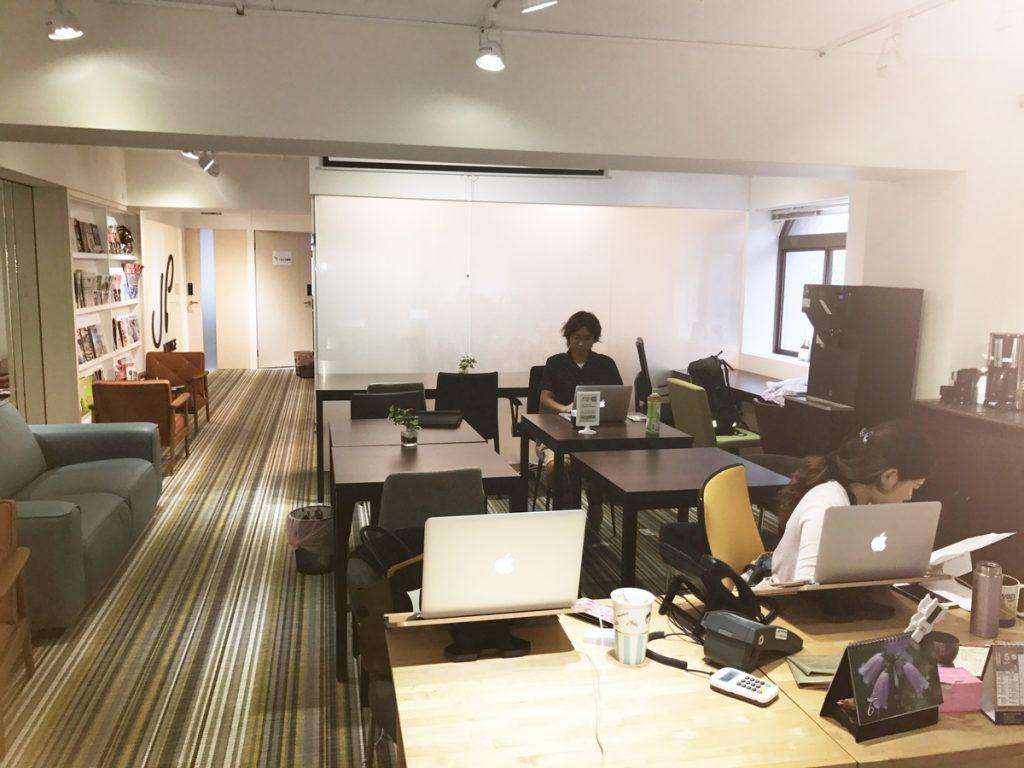 コワーキングスペース台北
