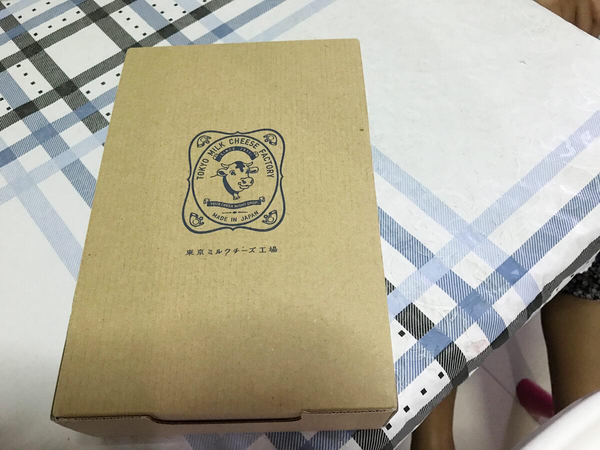 東京ミルクチーズ