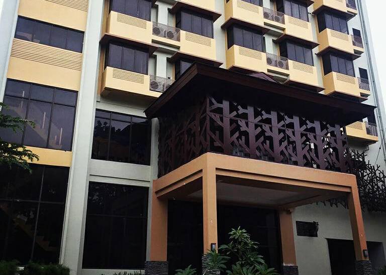 【セブ】Rumah (ルマー)ホテルは健康志向の方にオススメな日系ホテル