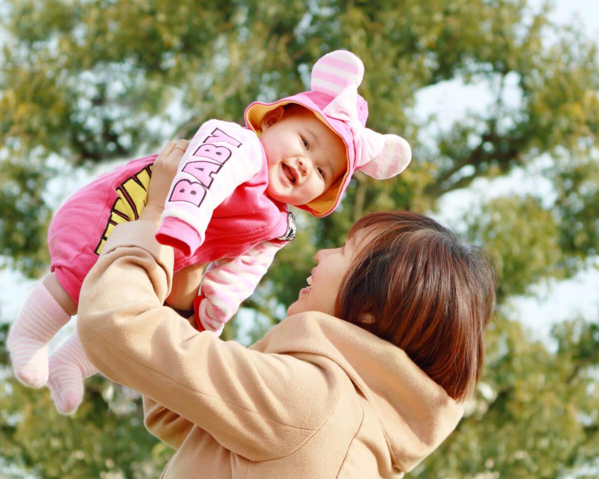 子育ての難易度は子供の性格で全然違う