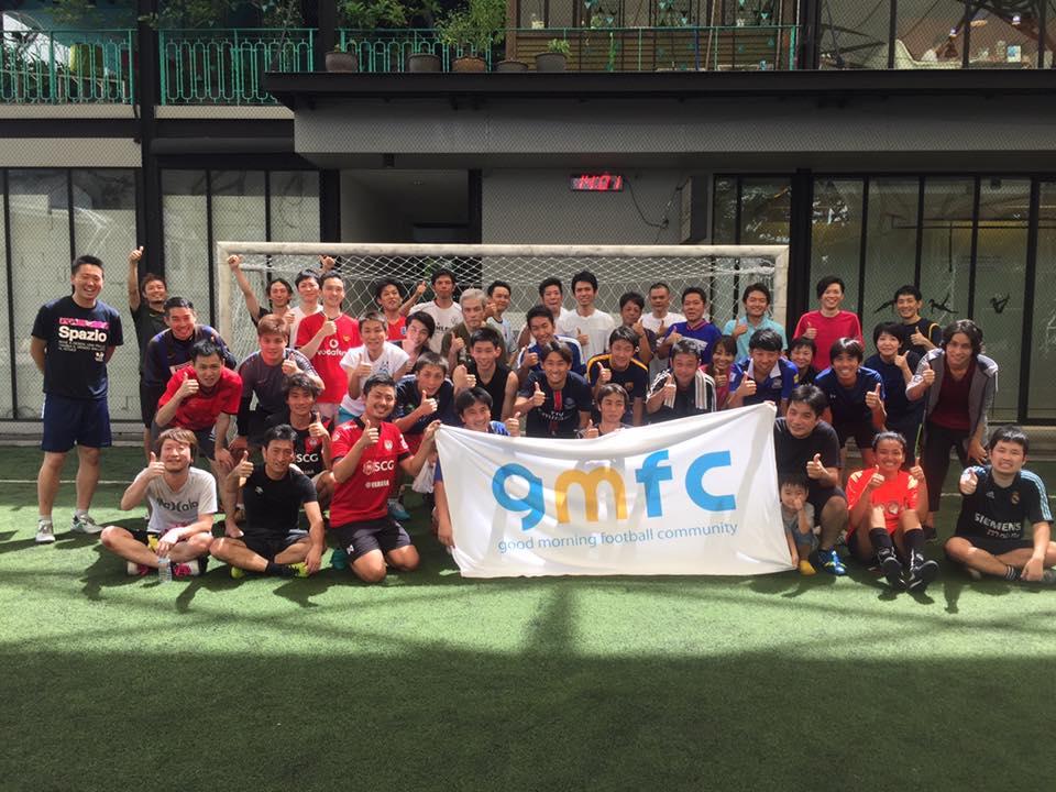 【タイ】バンコクでフットサルがしたくなったら「グッドモーニングFC」へ行こう!