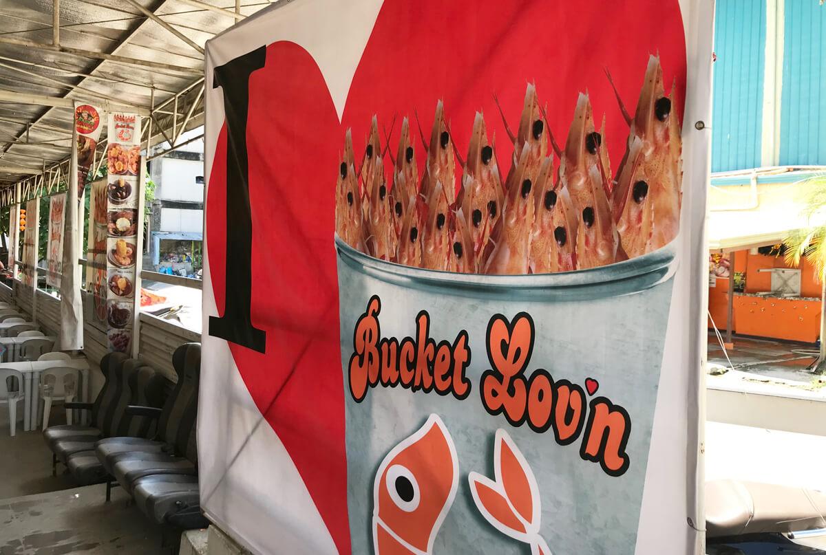 Bucket Shrimps