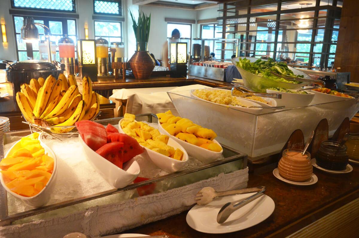 リゾートホテル宿泊の醍醐味は朝食ビュッフェ!~優雅な朝は朝食から~