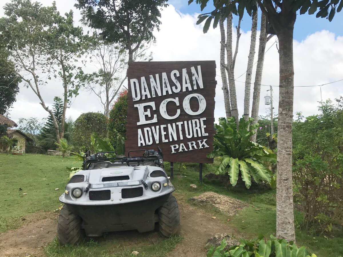 1日楽しめるセブ島のテーマパーク「Danasan Eco Adventure Park」