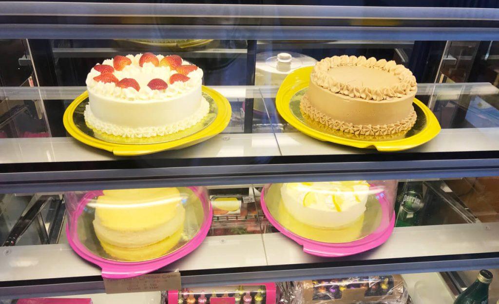 セブのケーキ