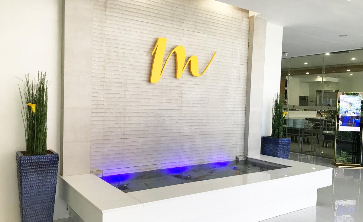 セブ島の中規模ビジネスホテル「Mezzo Hotel」に泊まってきた