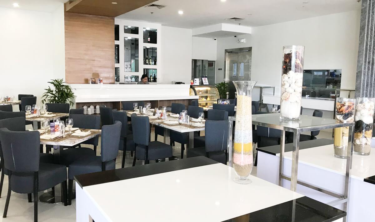 メッゾホテルレストラン