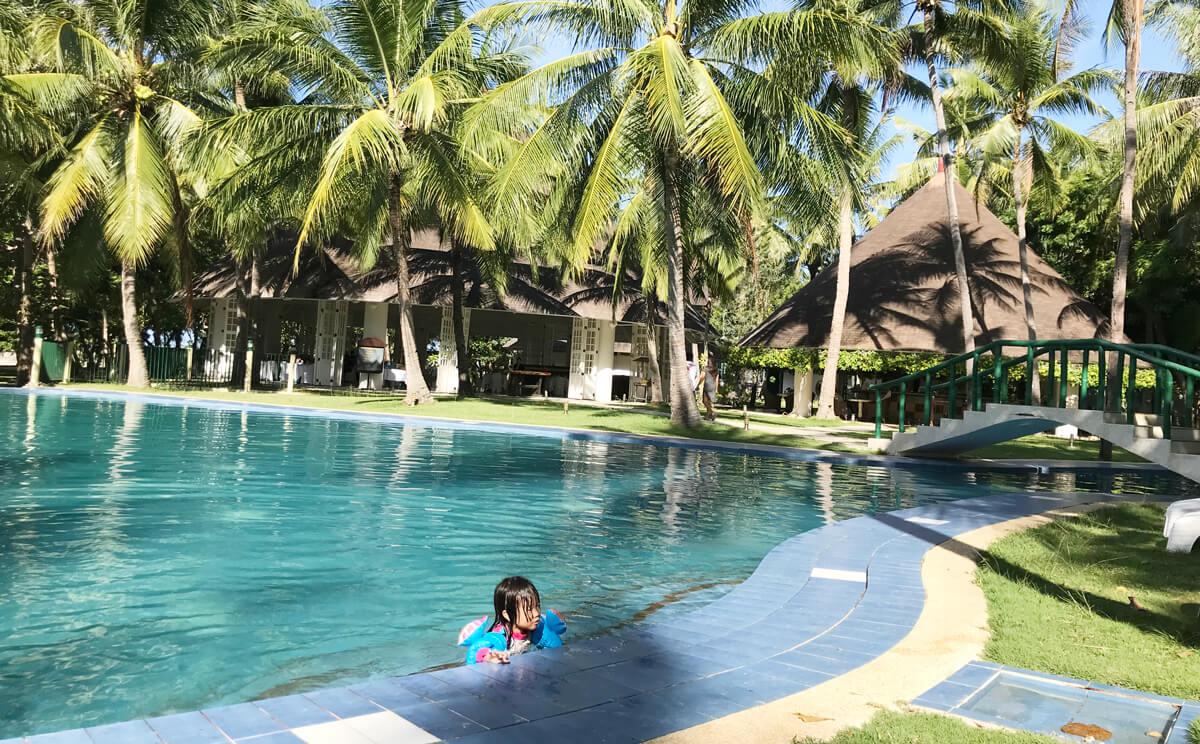 セブ島でお手軽価格のリゾートホテル「コルドバリーフビレッジリゾート」に泊まってきた