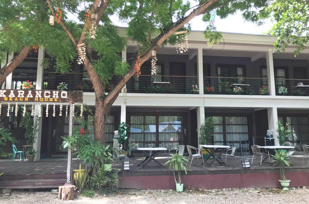 【セブ】マクタン穴場ホテル「カランチョ ビーチ ハウス」に泊まってきた