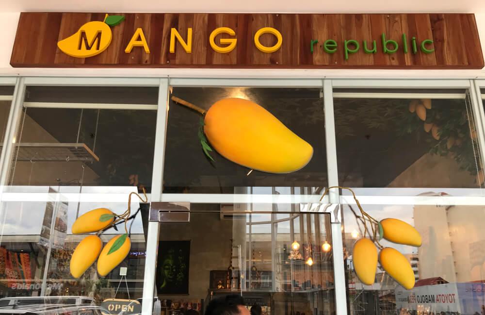 MANGO republic