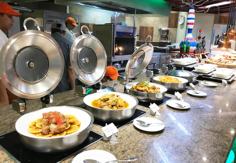 マルコポーロ レストラン