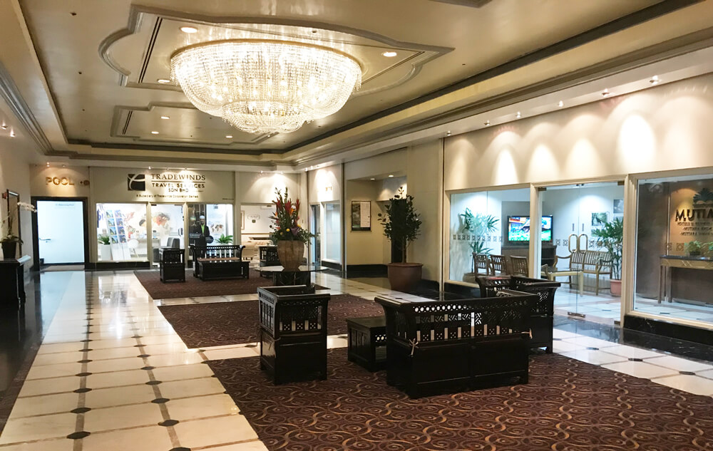 イスラムホテル