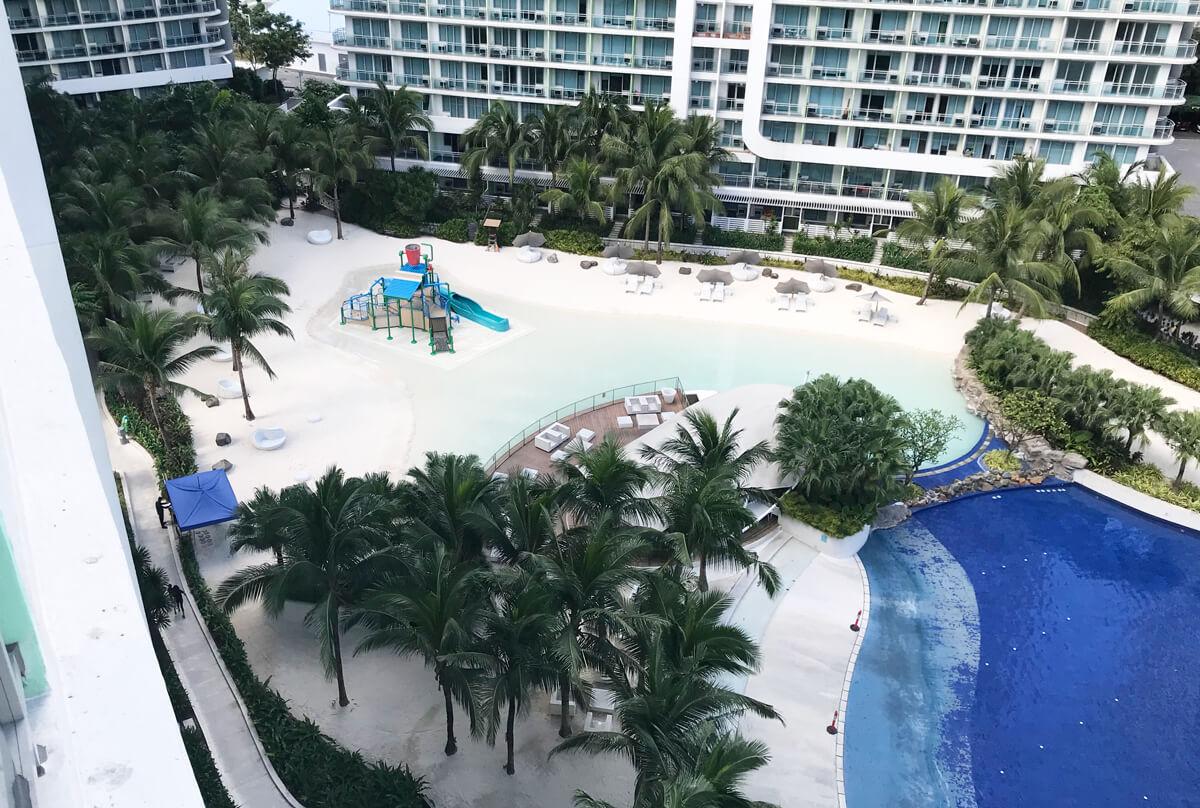 マニラでリゾート気分が味わえる!「Azure Urban Resort」に泊まってきた