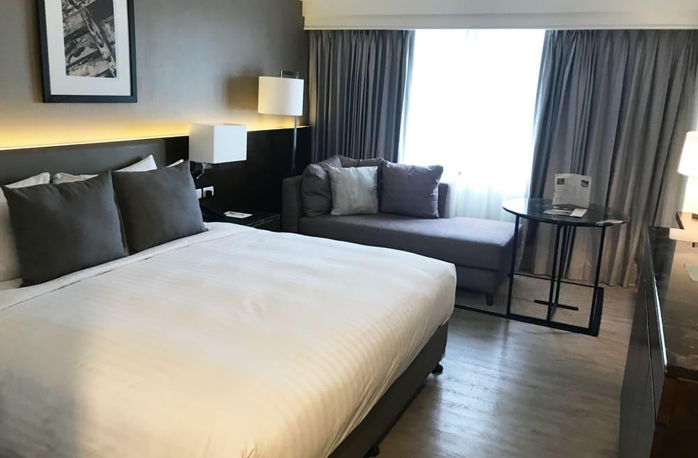部屋セダホテル