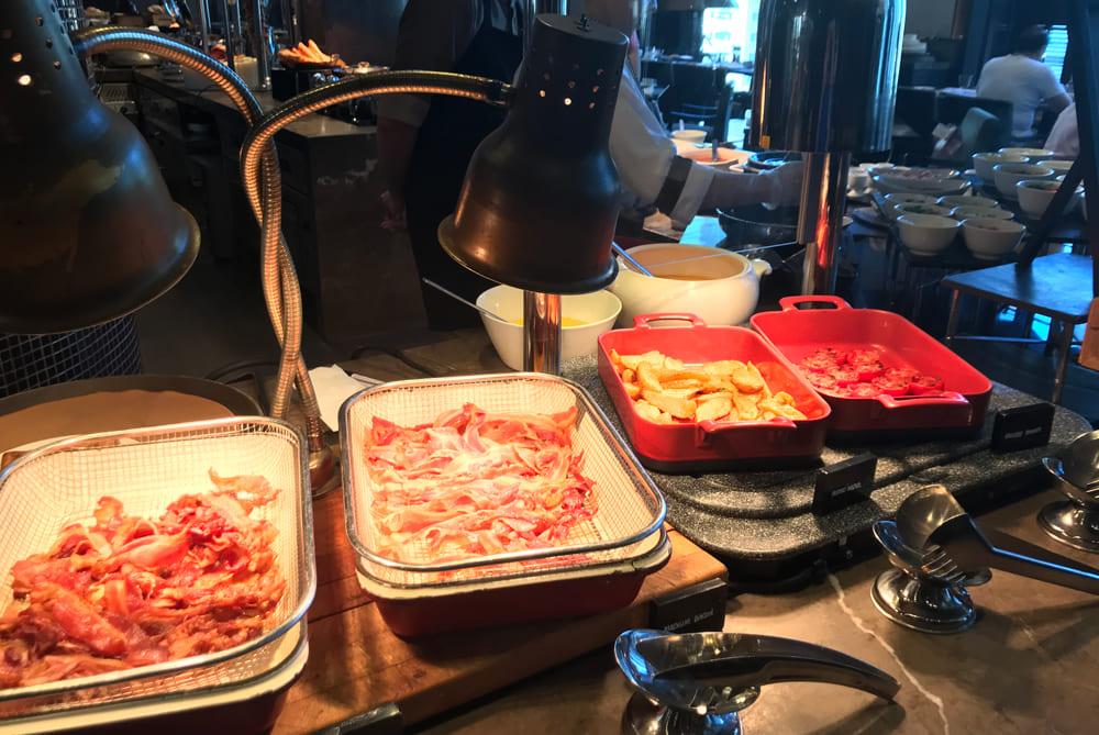 朝食マルコポーロ