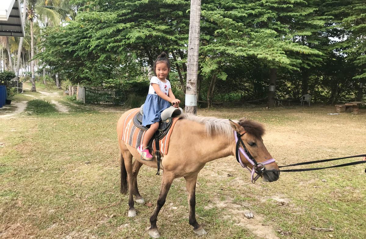 乗馬カンダヤリゾート