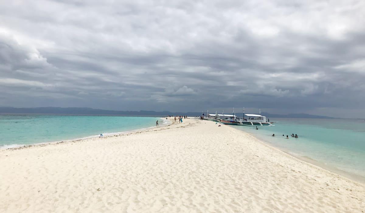 砂浜カランガマン