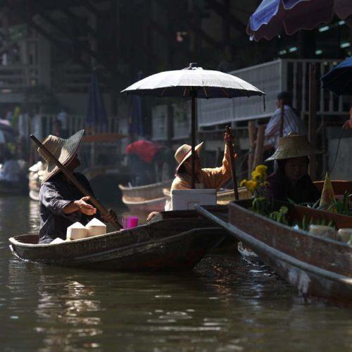 タイに旅行に行って感じたフィリピンとの違い